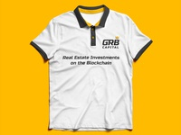 GRB Capital T-shirt (Front)