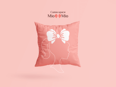Pillow of Mio-Mio Beauty Saloon