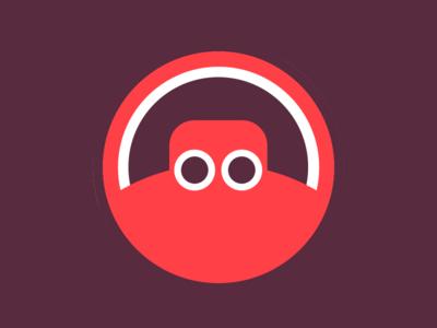 Bug Eyed avatar illustration graphic design