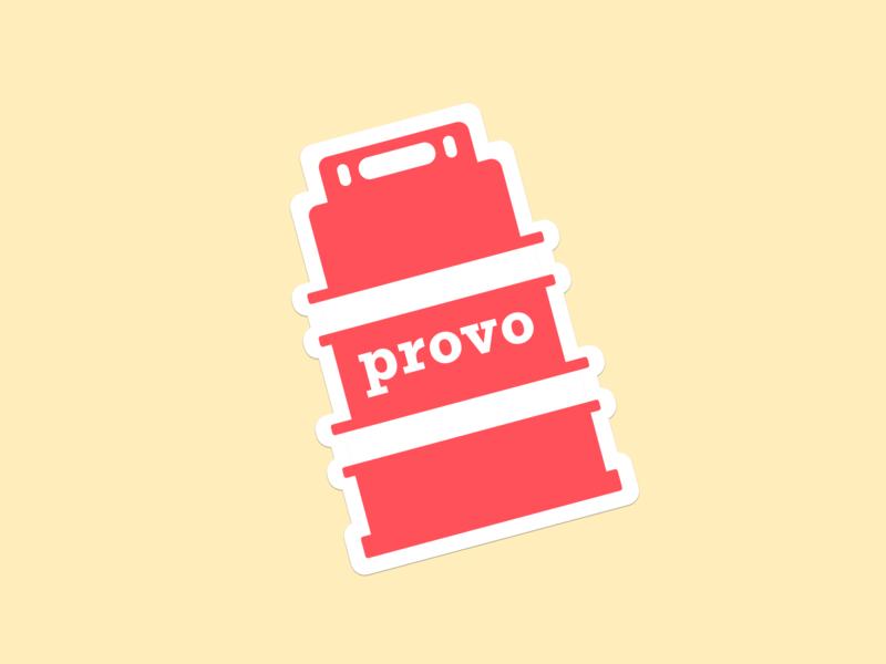 Weekly Warm-Up #1: Prov, UT utah sticker