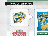 Product Navigation