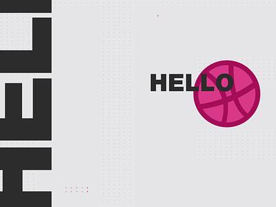 Hello dribbble! development website app web animation ux ui design