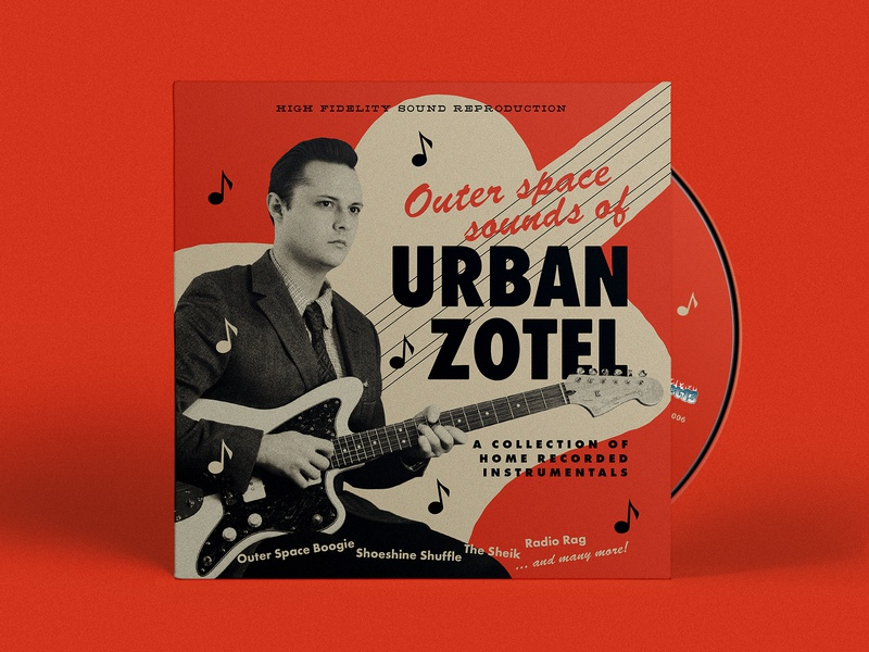 Outer Space Sounds Of Urban Zotel