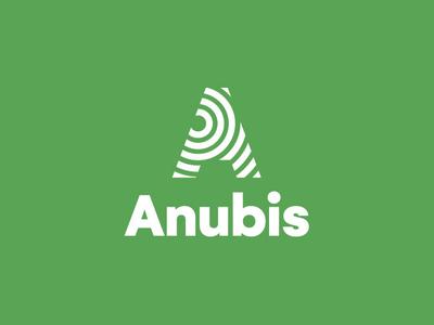 Anubis logo design