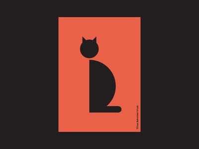 Portrait of my cat - The Modervist