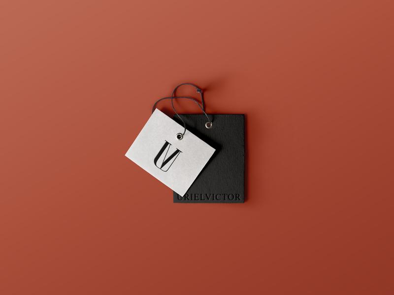 Uriel Victor Logo design branding and identity logo branding
