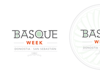 Basque Week logo