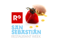 SSRW logo colored by food