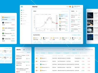 To feel a part of crypto world bitcoin cryptocurrency web ui ux crypto