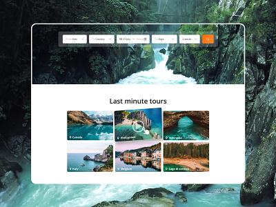 TourFor web design ux ui