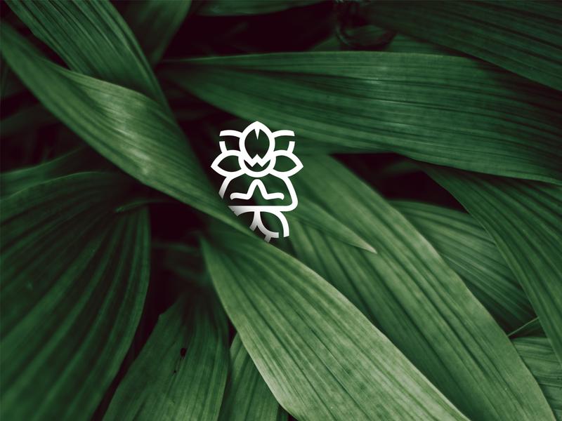 Senspa Branding logoawesome logodesign branding design brand negativespace brandidentity simple logo modernlogo minimal logo design branding