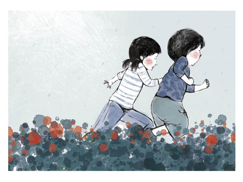 children personal illustration