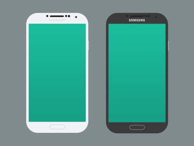 Samsung Galaxy S4  psddd design graphic design android samsung samsung galaxy samsung galaxy s4 colour black white icon design icons app design apps green web web design template