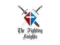 The Fighting Knights Logo