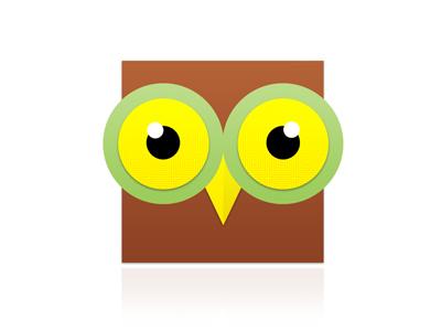Owl icon   dribbble