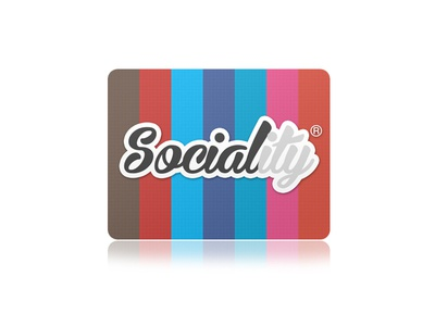 Sociality Logo - Second Version