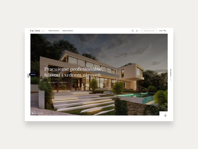 Web design for real estate agency sketch theme template ui designer ui design ux design ui design real estate