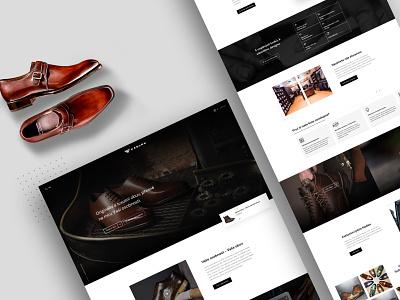 Kadlex.cz websites minimal clean shoesmaker ux designer lschngr ui designer uidesign wordpress theme wordpress shoes