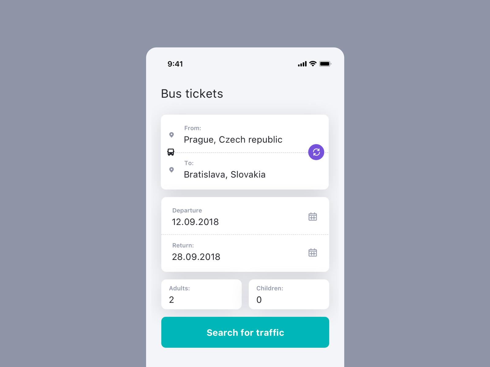 Buss app 4x