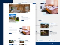 Hotel Wordpress Theme-Homepage