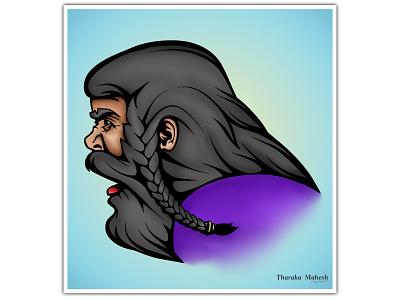 Ai-Vector paintings vector graphic design illustration tharaka mahesh