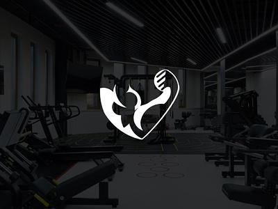 Logo Design for LK Power GYM logo design brand design branding design brand identity mahesh tharaka brand typography logo branding tharaka mahesh