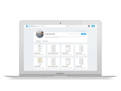 DocsTub - User Profile Design (Coming Soon) profile docstub