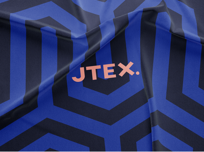 JTEX colors colombia medellín textile vector logo illustration design icon art