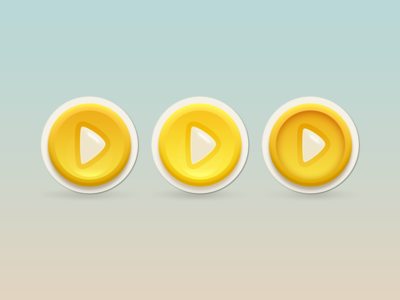Play Button ui game button play