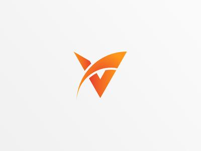 V-Code Logo