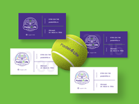 Padel4Life Business Cards