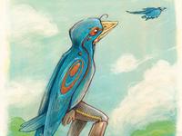 Birdboy (detail)