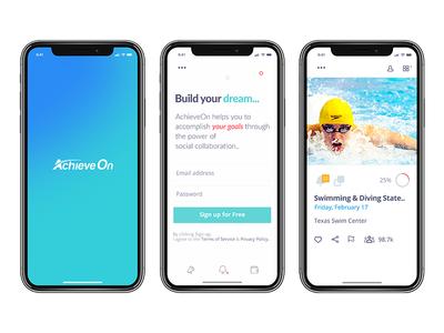 AchieveOn - Mobile App