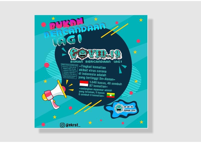 poster corona label branding brand design ekrst illustration labeldesign elegant typography design poster art corona posters
