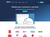 Allies Computing Website