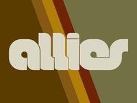 70s Allies Logo
