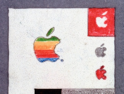 Apple sketch 01