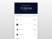 Basic Bank App