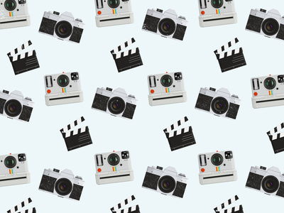 Camera vintage concept illustration illustraion camera graphic design graphicdesign design art