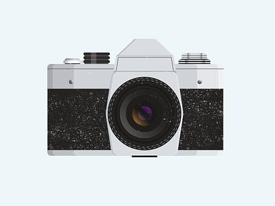 Camera camera illustration graphic design graphicdesign design art