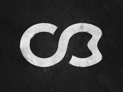 Christophe Béghin, logotype. logotype logo typography
