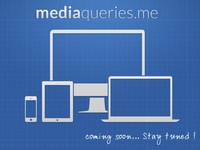 Landing page - mediaqueries.me