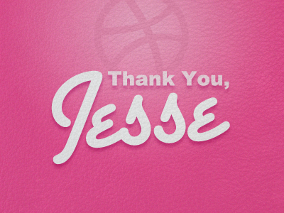 Thank you jesse