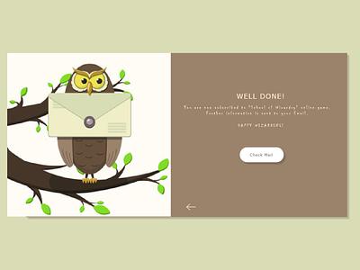Day 17 Email Receipt illustrator branding website web uichallenge challenge ui ux minimal design