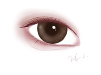 EYE sai painting