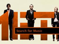 Grooveshark theme mockup