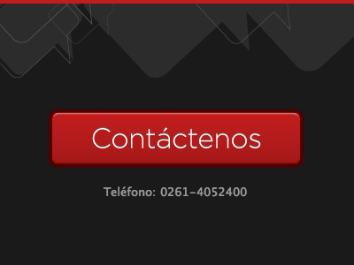 Contact button button ui site footer red dark black