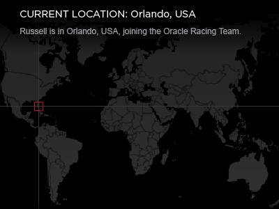 Current Location widget website infographics map geolocation black dark