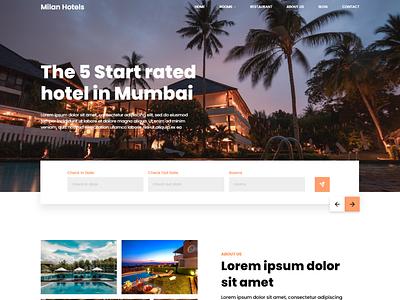 Hotel Booking Layout hotel booking restaurant hotel app hotel