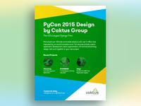 Pycon 2015 Ad